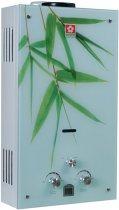 Газовый проточный водонагреватель SAKURA Samurai Bamboo - изображение 1