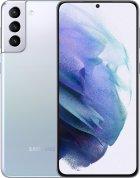 Мобільний телефон Samsung Galaxy S21 Plus 8/128 GB Phantom Silver (SM-G996BZSDSEK) + Сертификат на 5000 грн в подарок! - зображення 1