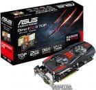 Asus PCI-Ex Radeon R9 270X DC II 2048MB GDDR5 (256bit) (1120/5600) (2xDVI, HDMI, DisplayPort) (R9270X-DC2T-2GD5) - изображение 4