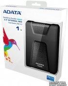 """Жесткий диск ADATA DashDrive Durable HD650 1TB AHD650-1TU3-CBK 2.5"""" USB 3.0 External Black - изображение 3"""