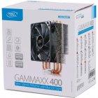Кулер для процесора Deepcool GAMMAXX 400 V2 BLUE - зображення 9