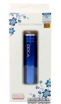 Внешний аккумулятор Doca D536B 2600 мАч Blue (D536Bb) - изображение 4