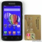 Мобильный телефон Lenovo A328 Black - изображение 5