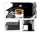Кофемашина DSP ESPRESSO COFFEE MAKER KA3028 напівавтоматична з капучинатором для будинку - зображення 4