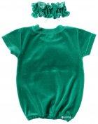 Платье Baby Art Каролина 1180 92 см Зеленое (210110552) - изображение 2