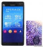 Мобильный телефон Sony Xperia C4 Dual E5333 Black - изображение 5