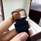Наручний годинник Megalith 8086M Blue-Cuprum чоловічі кварцові + коробка брендована - зображення 4