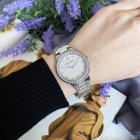 Женские кварцевые часы Mini Focus Silver наручные классические на стальном браслете + коробка (1095-0061) - изображение 5