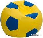 Крісло-М'яч Примтекс Плюс Fan H-2240/H-2227 S Yellow-Blue (ordf) - зображення 1
