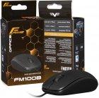 Мышь Frime FM-100B USB Black - изображение 5
