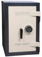 Сейф вогнестійкий Griffon FS.70.E - зображення 1