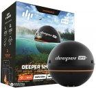 Cмарт-эхолот Deeper PRO+ FLDP14 + Крышка Yellow Night cover для Deeper - изображение 2