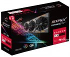 Asus PCI-Ex Radeon RX580 ROG Strix OC 8GB GDDR5 (256bit) (1360/8000) (DVI, 2 x HDMI, 2 x DisplayPort) (ROG-STRIX-RX580-O8G-GAMING) - зображення 8