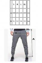 Спортивные штаны FIGO 19865 камуфляж S Хаки - изображение 5