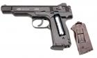 Пневматический пистолет Gletcher APS NBB Пистолет Стечкина АПС газобаллонный CO2 125 м/с - изображение 3