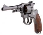 Пневматичний пістолет Gletcher NGT Nagant Наган газобалонний CO2 100 м/с - зображення 3