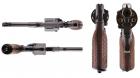Пневматичний пістолет Gletcher NGT Nagant Наган газобалонний CO2 100 м/с - зображення 5