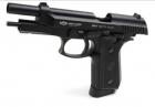 Пневматичний пістолет Gletcher BRT 92FS Blowback Beretta M92 FS блоубэк газобалонний CO2 100 м/с - зображення 5
