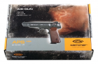 Пневматический пистолет Gletcher APS NBB Пистолет Стечкина АПС газобаллонный CO2 125 м/с - изображение 10