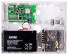 Прилад приймально-контрольний охоронно-пожежний Лунь-7Т (моноблок) технології бездротового з'єднання GSM - зображення 2