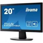 Монітор для комп'ютера iiyama E2083HSD-B1 - зображення 3