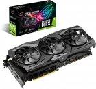 Asus PCI-Ex GeForce RTX 2080 Ti ROG Strix Advanced 11GB GDDR6 (352bit) (1350/14000) (2xHDMI, 2xDisplayPort, Type-C) (ROG-STRIX-RTX2080TI-A11G-GAMING) - изображение 7