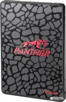 "Apacer AS350 Panther 240GB 2.5"" SATAIII TLC (AP240GAS350-1) - зображення 2"