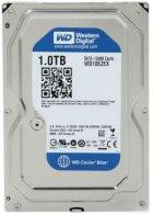 "Жорсткий диск 3.5"" 1Tb Western Digital Blue, SATA3, 64Mb, 7200 rpm (WD10EZEX) - зображення 1"