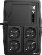 Mustek PowerMust 1000 LI 1000VA/600W (1000-LED-LI-T10) - изображение 2