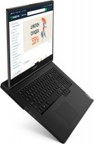 Ноутбук Lenovo Legion 5 17ARH05H (82GN002LRA) Phantom Black - изображение 3
