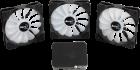 Набор Aerocool RGB-вентиляторов P7-F12 Pro + хаб P7-H1 - изображение 3