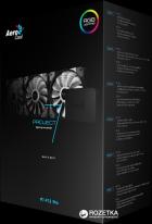 Набор Aerocool RGB-вентиляторов P7-F12 Pro + хаб P7-H1 - изображение 5