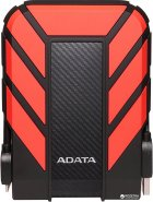 "Жорсткий диск ADATA DashDrive Durable HD710 Pro 3TB AHD710P-3TU31-CRD 2.5"" USB 3.1 External Red - зображення 1"