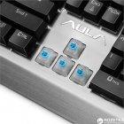 Клавиатура проводная Aula Assault Mechanical USB Metallic (6948391239309) - изображение 6