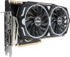 MSI PCI-Ex GeForce GTX 1080 Ti Armor OC 11GB GDDR5X (352bit) (1531/11016) (DVI, 2 x HDMI, 2 x DisplayPort) (GeForce GTX 1080 TI ARMOR) - изображение 2