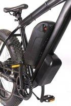 "Електровелосипед E-motion Fatbike 48V 1000 Вт 26"" чорний (EFB-BLACK) - зображення 4"