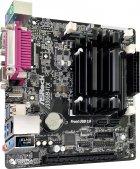 Материнська плата ASRock J3355B-ITX (Intel Celeron J3355, SoC, PCI-Ex16) - зображення 2