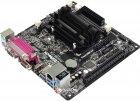Материнська плата ASRock J3355B-ITX (Intel Celeron J3355, SoC, PCI-Ex16) - зображення 3