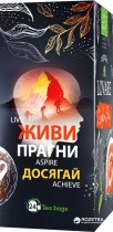 Чай черный пакетированный органический Lovare CeylonSky 24 x 1.5 г (4820198872328) - изображение 2