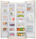 Side-by-side холодильник SAMSUNG RS54N3003EF / UA - зображення 5