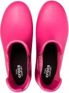 Резиновые сапоги Crocs Jibbitz Freesail Chelsea Boot W 204630-6PC-W9 39-40 25.5 см Розовые (1914482165876) - изображение 4