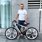 Електровелосипед OIO CITY BIKE Model X White - зображення 8