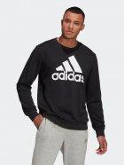 Свитшот Adidas M Bl Ft Swt GK9076 M Black/White (4064045287419) - изображение 1