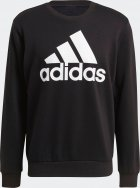Свитшот Adidas M Bl Ft Swt GK9076 M Black/White (4064045287419) - изображение 4