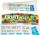 Детская зубная паста PresiDENT Kids Fruit Jelly Мармелад от 3 до 6 лет 50 мл (4612729880281) - изображение 1