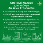 Сменный аэрозольный баллон к Air Wick Freshmatic Life Scents Дикий гранат Индия 250 мл (4607109407806) - изображение 2