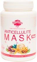 Антицелюлітна грязьова маска для тіла Naturalissimo Maxi для корекції фігури з перцем чилі, посилений ефект 700 г (2000000015927) - зображення 1