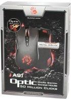Мышь Bloody A91A USB Black (4711421919296) - изображение 6