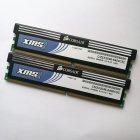 Ігрова оперативна пам'ять Corsair DDR2 4Gb (2Gb+2Gb) 800 MHz PC2 6400U CL5 (CM2X2048-6400C5C) Б/У - зображення 1