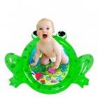 Водный коврик - лжебассейн SUNSHINE «Лягушонок» Зеленый 93x77см SL001-37 - изображение 6